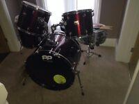 Performance Percussion Starter Drum Kit