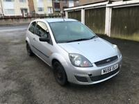 Fiesta 1.2 petrol 2007 mot till Oct 3 door nice car