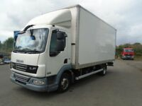 2012 DAF LF45-160 20FT GRP BOX