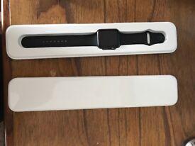 Apple Watch Sport aluminium grey