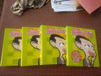 Mr Bean's Amazing A-Z Magazines (Complete Set)
