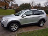 CHEVROLET CAPTIVA DIESEL AUTOMATIC LT