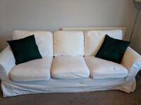 Good condition, 3 seater IKEA sofa