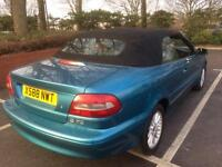 Volvo C70 2.4t convertible ( may px ?