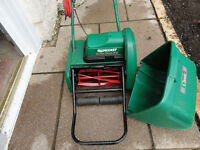 Qualcast 30 electric lawnmower