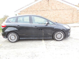 ford c-max 1.6 diesel 79,000 miles only