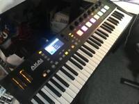 AKAI ADVANCE MIDI CONTROLLER KEYBOARD