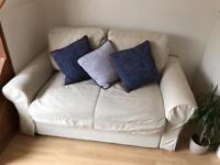 Ikea Two Seat Sofa Bed - Excellent condition
