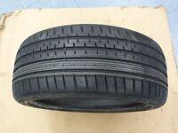 Continental Tyre 235/40 ZR 18 95Y unused Audi A4