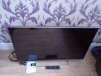 Panasonic TX-48AX630 Ultra 4k hd tv for repair