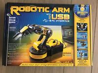 Robotic Arm with USB BRAND NEW