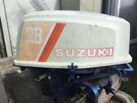 Suzuki outboard motor