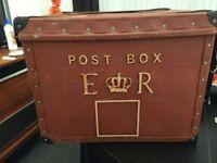 post box ....