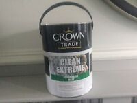 Paint Clean Extreme matt unopened 5 litre