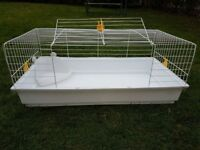 RABBIT/GUINEA PIG Large cage for sale. Very good condition