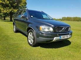 Volvo XC90 Se Lux 2010 2.4 Diesel Automatic (Leather, Nav, Bluetooth, Tinted rear windows)