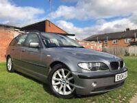BMW 3 Series 2.0 318i Touring 5dr p/xwelcome 2004 Estate 134K miles Manual 1995cc Petrol+Long MOT