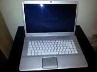 "Sony Vaio pcg-7185m 15.6"" Laptop"
