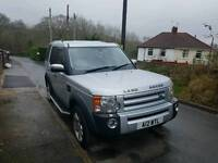 Landrover Discovery 3 TDV6s 2006