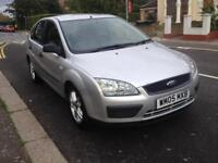 2005 FORD FOCUS 1.6 WITH LONG MOT QUICK SALE