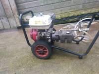 Honda Power Pressure washer