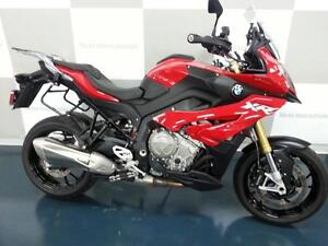 BMW S1000XR ROUGE 2016