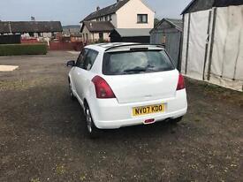 Suzuki swift, full year mot, low miles £1900