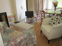 £350 / w - Spacious two bedroom flat in Melrose Garden