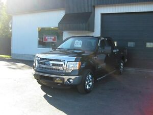 2014 Ford F-150 XLT/XTR SUPERCREW ECOBOOST TOW PACKAGE