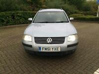 VW Passat 1.9 TDI diesel one year mot new cambelt and water pump