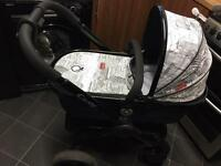 Icandy peach London limited edition pushchairs