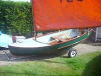 Beaulieu Scow Sailing Dinghies