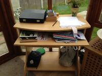 Desk free to collect Yate