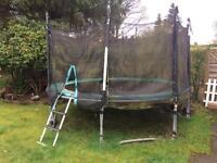 9 feet Trampoline (free)
