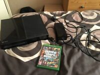 Xbox One with GTA V