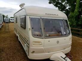 Avondale Osprey Caravan