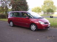 RENAULT GRAND ESPACE 2.2 **7 SEATER DIESEL AUTOMATIC**