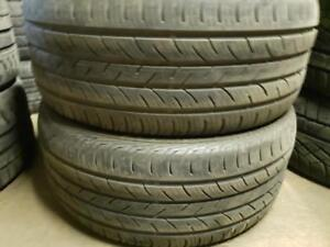 2 summer tires continental contiprocontact 235/45r17 tt