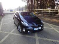 Toyota Prius T Spirit VVT-I 5dr (black) 2014