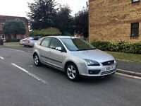 FORD FOCUS 2005 1.6 ZETEC - AUTOMATIC – ONLY 73K - FULL HISTORY - £1750