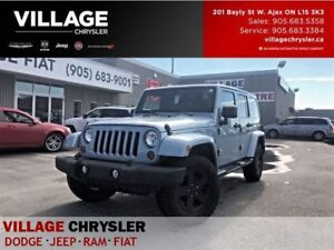 2012 Jeep WRANGLER UNLIMITED Sahara Actic Eidition|Bluetooth|TOW