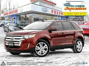 2014 Ford Edge SEL>>>leather, sync, sunroof<<<