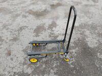 Multicart R2 Steel folding Trolleys (x2)