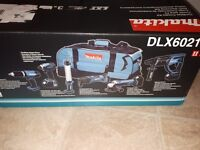 Brand new Makita 6pcs kit.