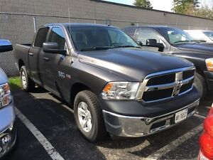 2017 Ram 1500 SXT,ALLOYS,4X4,QUAD