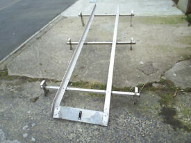 Ford Escort Van Ladder Rack