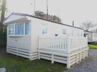 8 berth Static Caravan Holiday Home For Hire in Dawlish Warren, Devon
