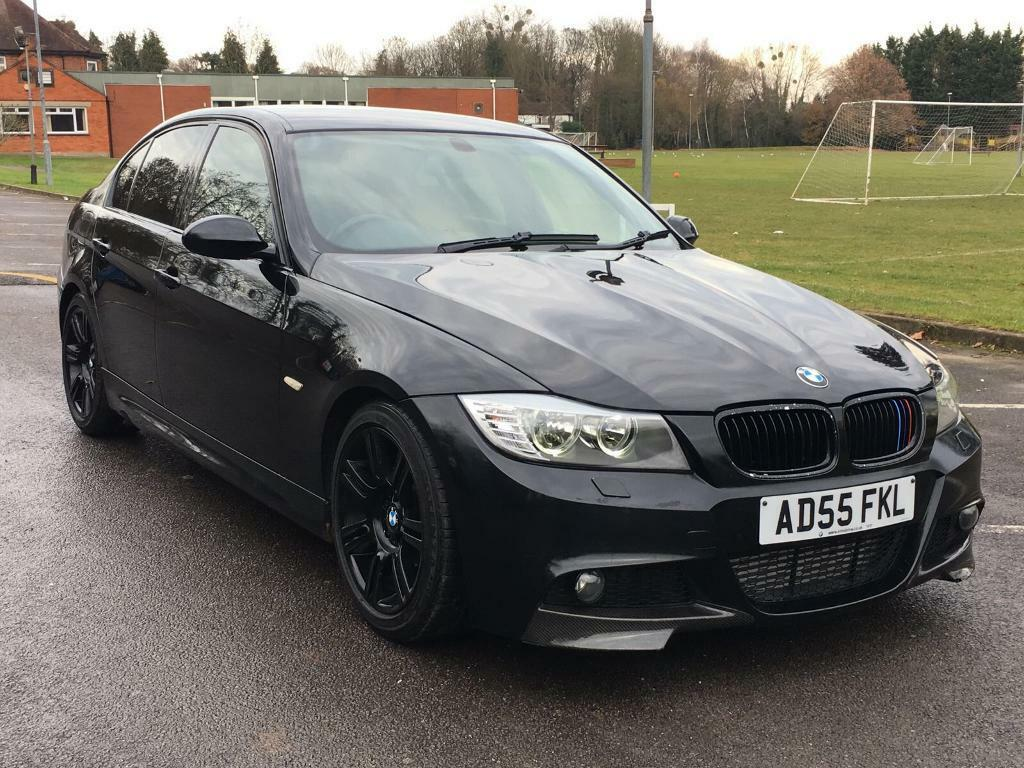 BMW 320D - M SPORT - 2006 - LCI FACELIFT - MODIFIED - PX WELCOME ...