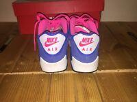 Girls Air Max 90's