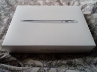 FOR SALE BOXED MACBOOK AIR 7TH GEN INTEL I5 1.8GHZ -29GHZ TURBO BOOST - £500